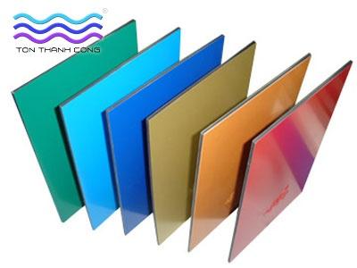 Tấm Aliminium - nhôm nhựa (2)