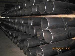 Thép ống đen D219.1 x 4.78