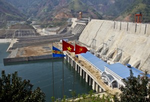 Dự án thủy điện Sơn La