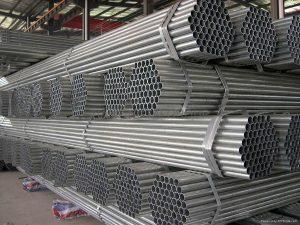 Thép ống mạ kẽm có những ưu điểm nào?