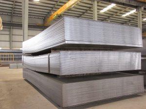 Tìm hiểu về thép tấm SS400 và ưu điểm của thép tấm