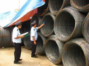 Thép nhập khẩu Ấn Độ đang tăng đột biến vào Việt Nam