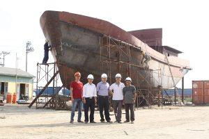 Cách để lựa chọn thép tấm đóng tàu cho ngư dân