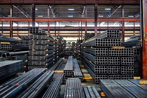 Các loại sản phẩm sắt thép đang bị thổi giá vào cuối năm