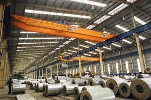Thép nội địa vẫn chưa ổn định mặc dù đã áp thuế bán giá thép Trung Quốc