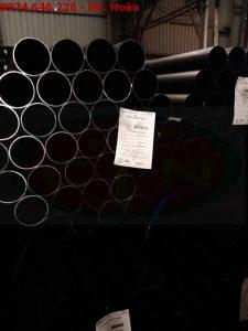 Ống đen D126.8 x 2.0