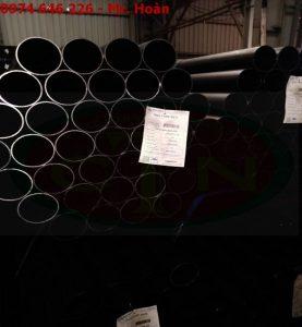 Ống đen D126.8 x 2.5